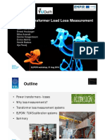 Transformer Load Loss Measurement