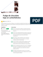 Fudge de chocolate bajo en carbohidratos.pdf