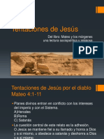 Tentaciones de Jesús