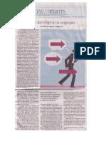 Artigo Aloysio Nunes Migração 30 Jul 2015