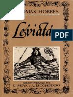 95 Hobbes Leviatan (Completo)