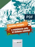 CNH_Invasion Europea y Resistencia Ante El Sistema Colonial