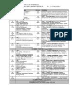 Cronograma de Practicas de Lab y Teoria- 2019-1- Pit 53
