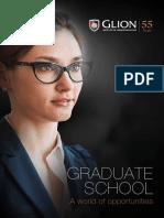 Glion Graduate Brochure 0317 Lowres