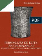 Personajes de Elite en Chornancap