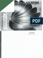 Celia Agustoni - Deglución Atípica (Guía Práctica Para La Reeducación)