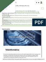 Teleinformática_ OSPF de Área Única