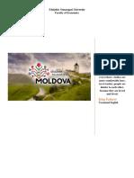 Welcome to Moldova