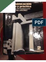 Fernandez, J.a. (1974) - Prefabricacion Teoria y Practica