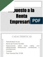 D. T. Impuesto a la Renta -Empresarial 2017.ppt