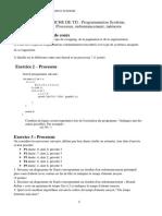 FD Programmation Systeme