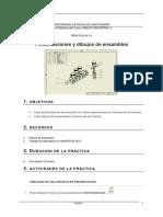 Practica 10 - Presentaciones y Dibujos de Ensamble