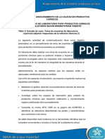 Taller de Aprendizaje semana 2 Estudio de caso Tomas de muestra de laboratorio.pdf
