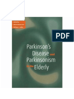 Jolyon Meara, William C. Koller - Parkinson's Disease and Parkinsonism in the Elderly-Cambridge University Press (2000)