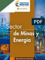 10 Sector de Minas y Energía