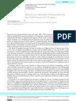 2019 - Reseña de Raymond Aron, Realista Político - Cuestiones de Sociología - Castro Fabricio