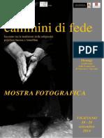 Cammini di Fede - Catalogo mostra fotografica a cura di Edoardo Maffeo