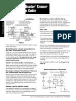 Cylindicator Sensor Design Guide