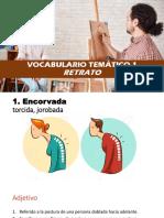 Vocabulario Temático 1 - Retrato
