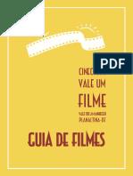 Cartilha CineClube Vale Um Filme - Colorida