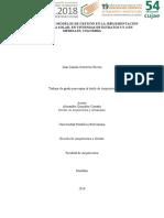 Factibilidad en Modelos de Gestión en La Implementación de La Energía Solar, En Viviendas de Estratos 3 y 4 en Medellín, Colombia