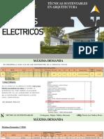 Instalaciones Elec- Maxima Demand- Unifilarfinal