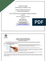 "AA1-Ev1- ""Infraestructura Tecnológica de La Organización""ACT1FASE1SENA2019"