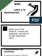 Presentación China RRII
