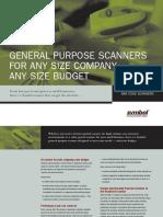 General Purpose Scanners