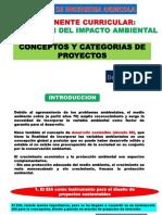 3. Conceptos y Categorias de Proyectos
