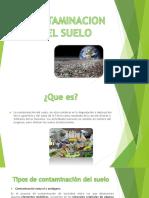Contaminacion Del Suelo.expo Willlinton