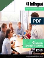 Erasmus+ Teacher Training 2019