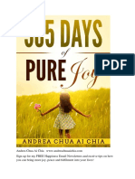 365 Days of Pure Joy
