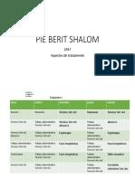 Pie Berit Shalom 2