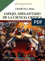 Eugenio Espejo, adelantado de la Ciencia Crítica