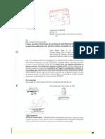 Luisa Ochoa subrogó a su abogado y designó a los nuevos abogados de la SPDA