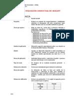 Escala de Evaluacion Conductual de Kozloff