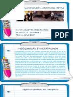 Fase 1 Planificación Objetivos-metas