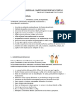 Consejos Para Dearrollar Competencias Parentales Positivas