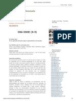 OSA OSHE (9-5)