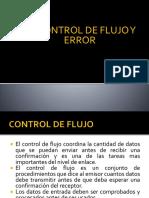 ControlDeFlujo Error