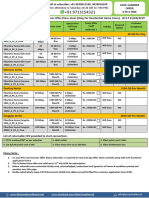 Airway Home User Plans Sheet
