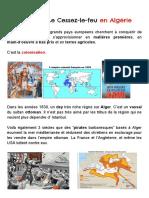 EMC 19 Mars Algérie