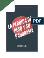 lA PERDIDA DE PESO Y SU PANORAMA
