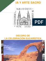 Arte en Sacramentum Caritatis - Arq Guadalajara