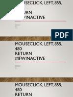 IfWinActive Presentation