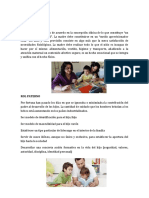 Roles de La Familia & La Comunidad - 2019