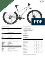 Liv Cycling Bike 385