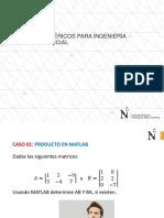 Matrices Metodos Numericos