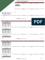 Fichas de Caracterizacion